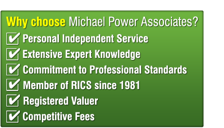 why choose Michael Power Associates graphic